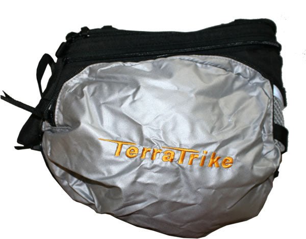 Terratrike Trunk Pack Expandable At Amlings Cycle