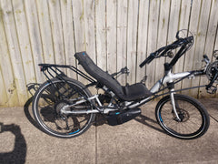 HP Velotechnik Speedmachine Recumbent - Consignment