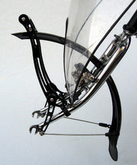 TerraCycle Accessory/Light Mount for Long Wheelbase Bikes