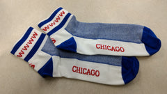 "Chicago""W"" Socks"