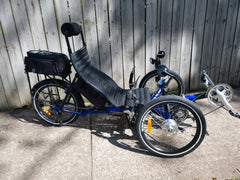*Reduced* Greenspeed Magnum Recumbent Trike - Consignment