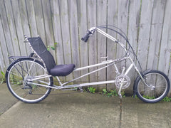Easy Racers Gold Rush Recumbent - Consignment