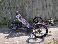 ICE Recumbent Trike - Consignment