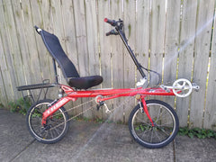 Trek Recumbent - Consignment