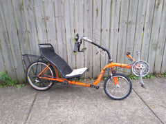 Sunset Lowracer Recumbent - Consignment