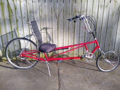Easy Racer Recumbent - Consignment