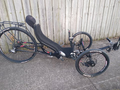 ICE Trike Recumbent - Consignment