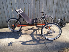 TerraTrike Recumbent - Consignment
