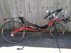 Challenge Recumbent - Consignment (in pristine condition)