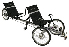 Clearance: TerraTrike Rover Tandem (Demo Model)