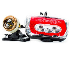 Light & Motion Vis 360+