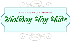 Holiday Toy Ride Donation