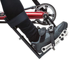 Hase Special Pedal with Calf Support