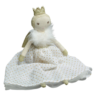 Princess Poppy Doll with Gold Crown