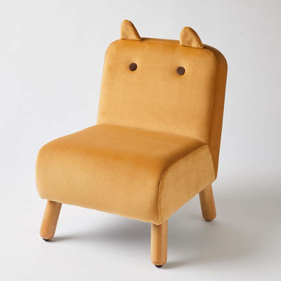 Velvet Kids Chair