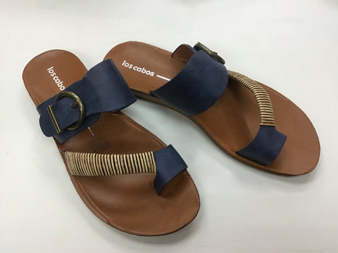Bria Slide - Navy