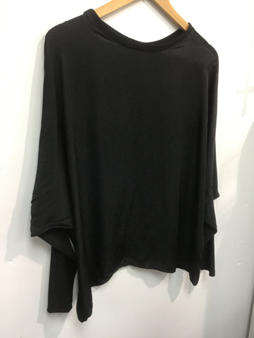 Adeline Top - Black