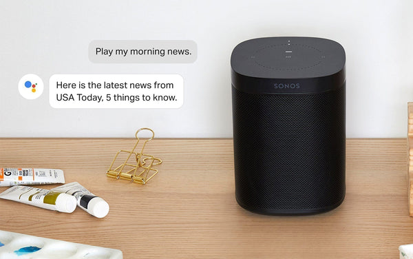 12 Ways the Google Assistant Will Enhance Your Sonos Listening Experience