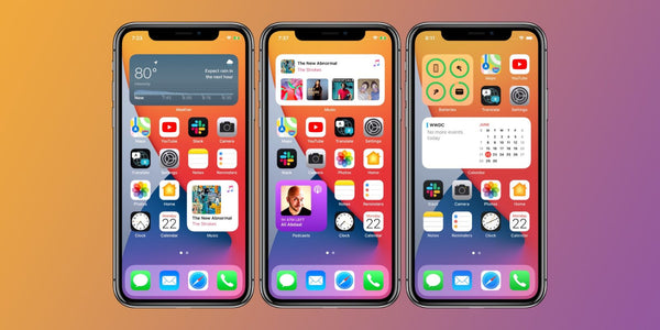 Our Four Favourite Features of iOS 14
