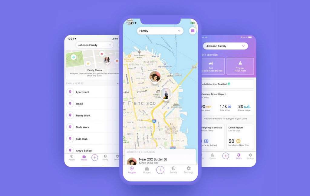 Life360: An App for Keeping Track of Your Family Members