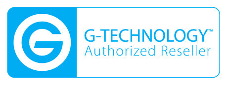 G-Technology Authorized Reseller