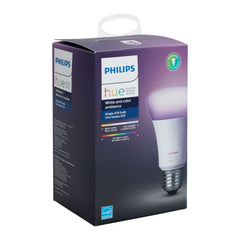 Philips Hue A19 Bulb White Ambiance 2-Pack