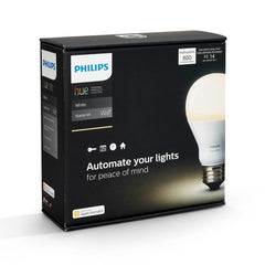 Phillips Hue White A19 Starter Kit