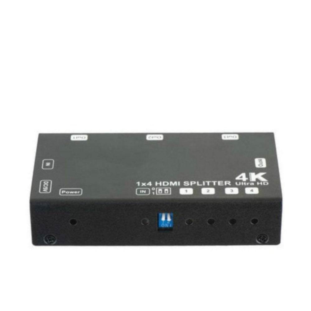 SAE HDMI-SP104 1×4 HDMI Splitter with EDID & HDCP (HDMI-SP104)