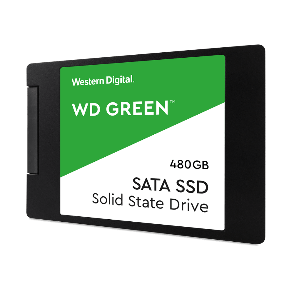 WD 480GB Green SATA III 2.5