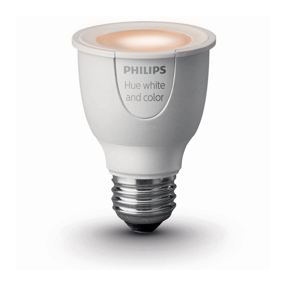 Philips Hue White and Color Ambiance PAR16 Dimmable LED Smart Spot Light