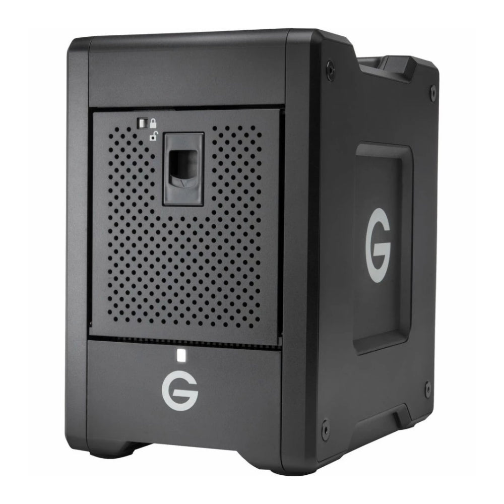 G-Technology G-SPEED Shuttle with Thunderbolt 3 - 24 TB