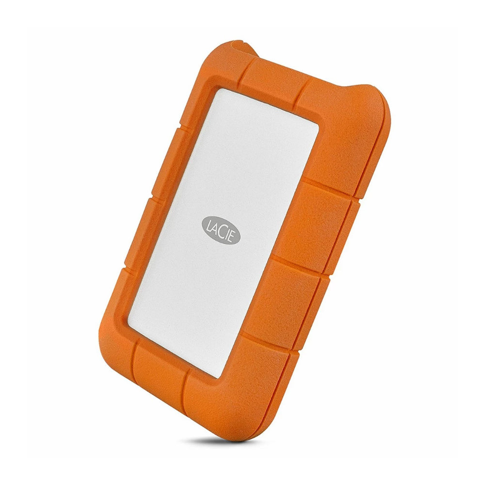 LaCie Rugged 5TB USB-C and USB 3.0 V2