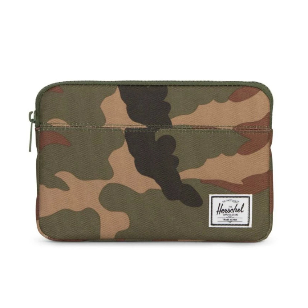 Herschel Anchor Sleeve 13 in. Woodland Camo