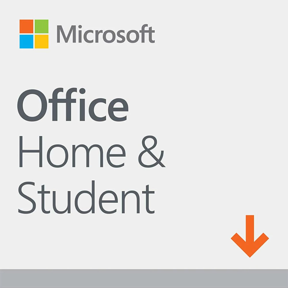 Microsoft Office 2019 Home & Student Medialess
