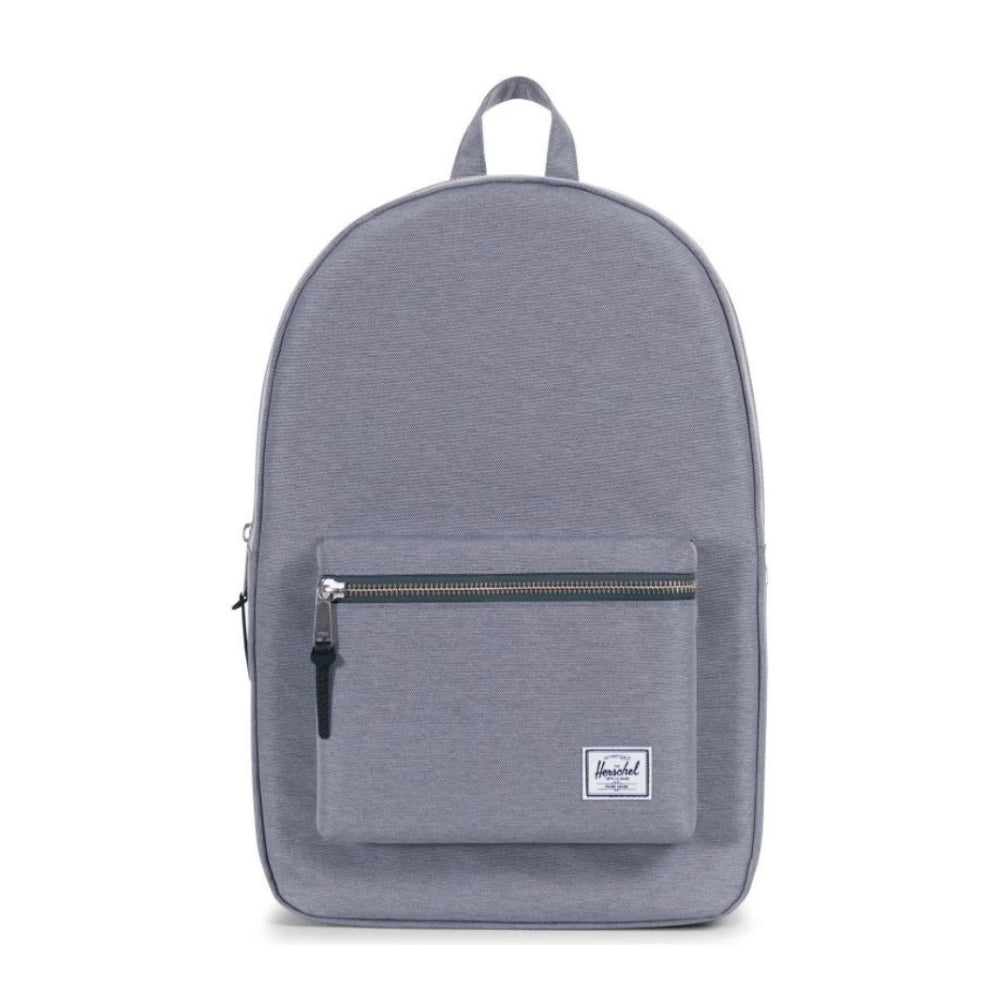 Herschel Settlement Backpack Mid Grey Crosshatch