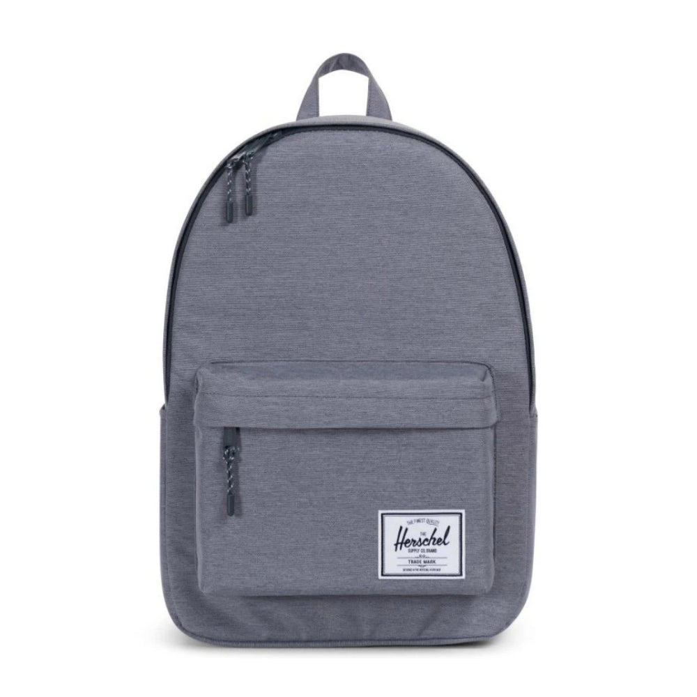 Herschel Classic Backpack XL Mid Grey Crosshatch