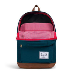 Herschel Pop Quiz Backpack Deep Teal/Peacoat/Barbados Cherry