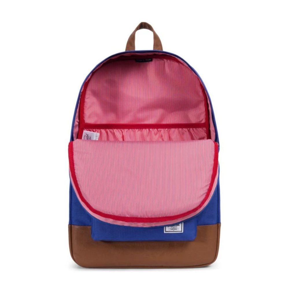 Herschel Heritage Backpack Deep Ultramarine/Tan
