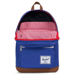 Herschel Pop Quiz Backpack Deep Ultramarine/Tan