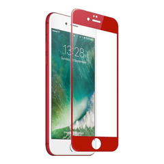 JCPal Preserver Red Armor 3D Glass for iPhone 7 and 7 Plus