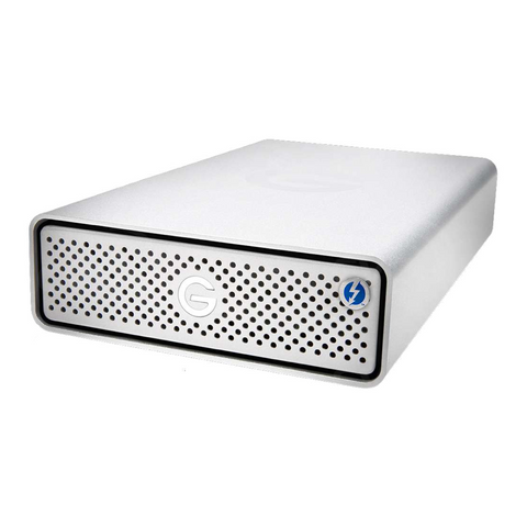 G-Tech G-Drive with Thunderbolt/USB-C