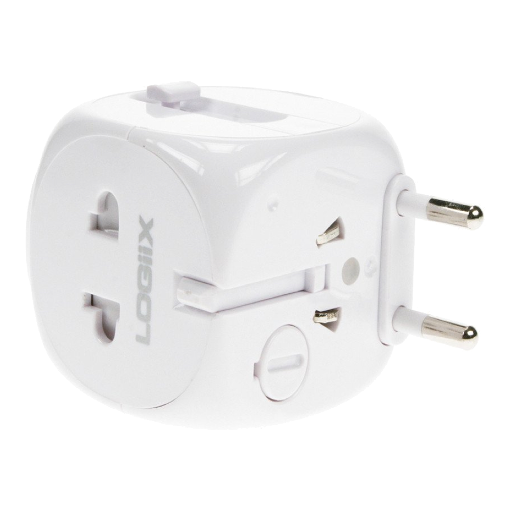 Logiix World Traveler Universal Plug Adapter