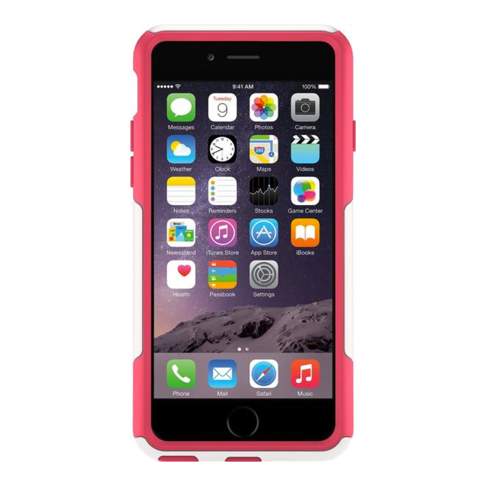 Otterbox Commuter iPhone 6 Plus Case Pink
