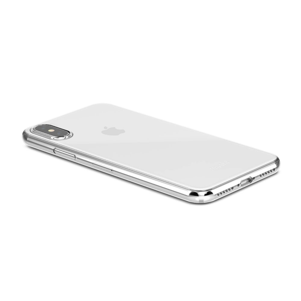 SuperSkin Ultra-thin Case for iPhone XS/X Clear