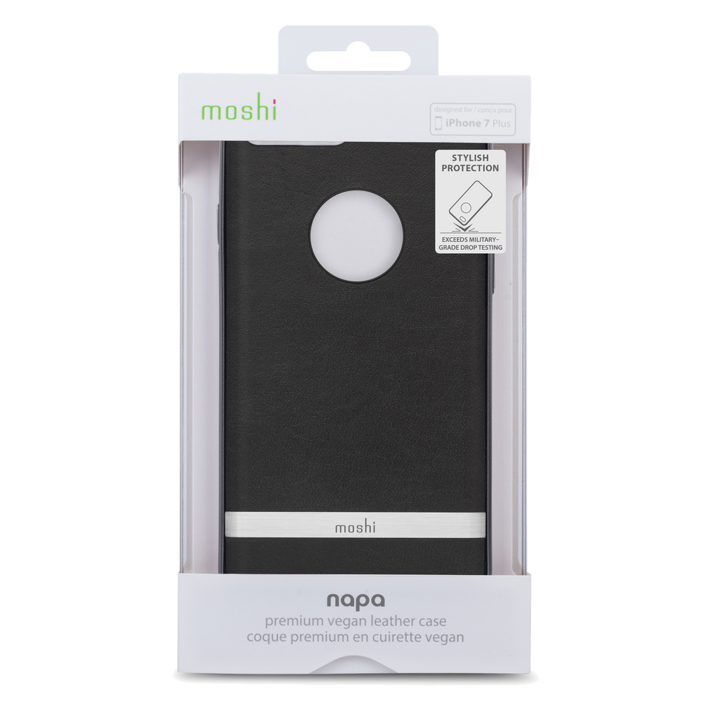 Moshi Napa iPhone 7 / 7 Plus Leather Case