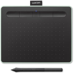 Wacom Intuos Bluetooth Creative Pen Tablet (Medium, Pistachio Green)