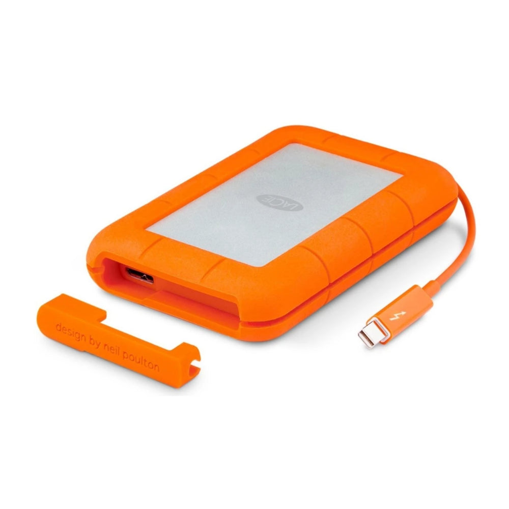 Lacie Thunderbolt Rugged 250GB V2