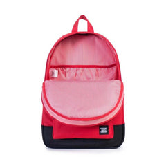 Herschel Settlement Backpack - Red/Black Ballistic