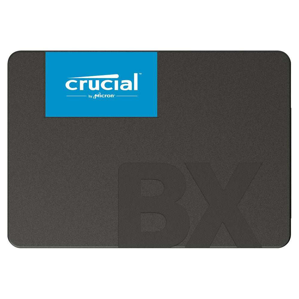 Crucial SSD BX500 2.5in 7mm Int HD - 480GB