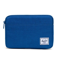 Herschel Anchor Sleeve New 13-Inch Monaco Blue Crosshatch